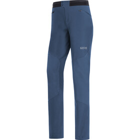 GORE WEAR H5 Pantalones Partial Gore-Tex Infinium Mujer, deep water blue